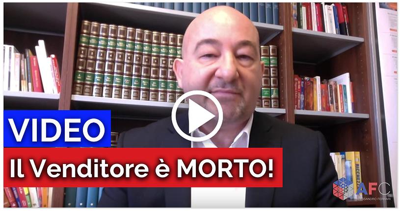 VIDEO: Il Venditore è Morto!