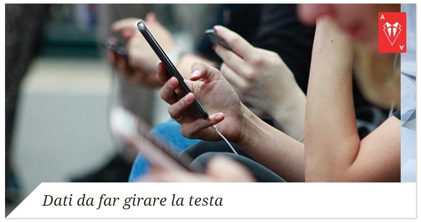 3 Statistiche Sorprendenti che ti Faranno Riflettere sul Mobile Marketing
